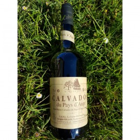 Calvados Hors d'Age 16 years old Pays d'Auge AOP