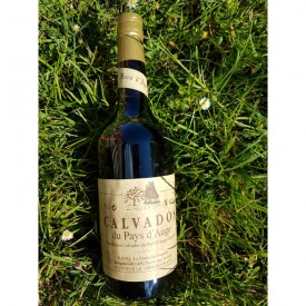 Calvados Hors d'Age 10 years old Pays d'Auge AOP